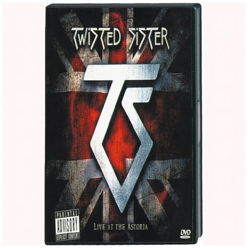 Buy Online Twisted Sister - Live At The Astoria