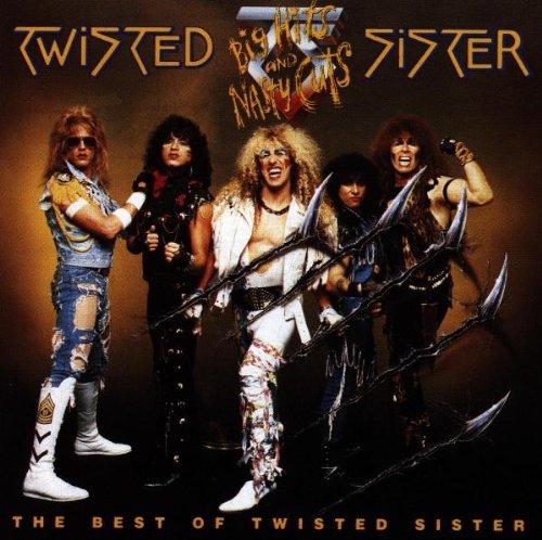 Afbeeldingsresultaat voor Twisted Sister - 1992 - Big Hits And Nasty Cuts