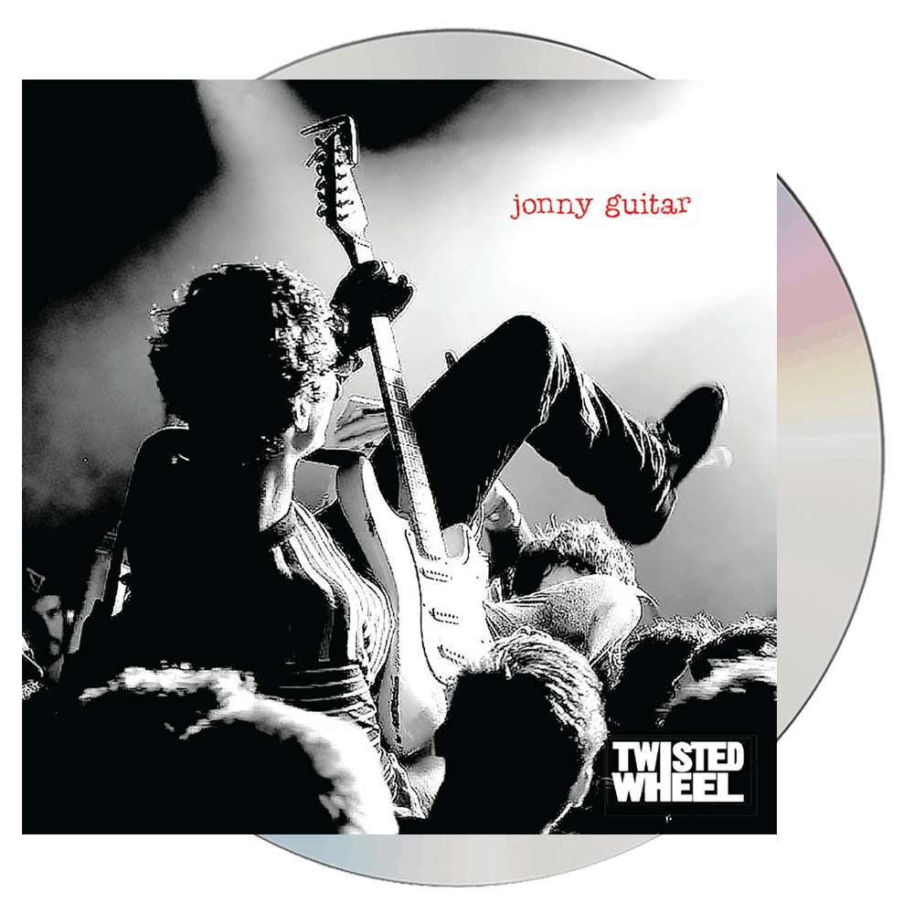 Buy Online Twisted Wheel - Jonny Guitar Signed CD EP