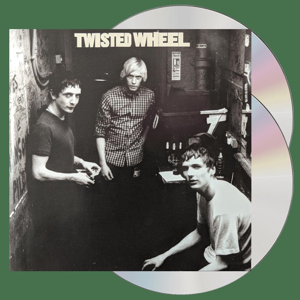 Buy Online Twisted Wheel - Twisted Wheel CD/DVD