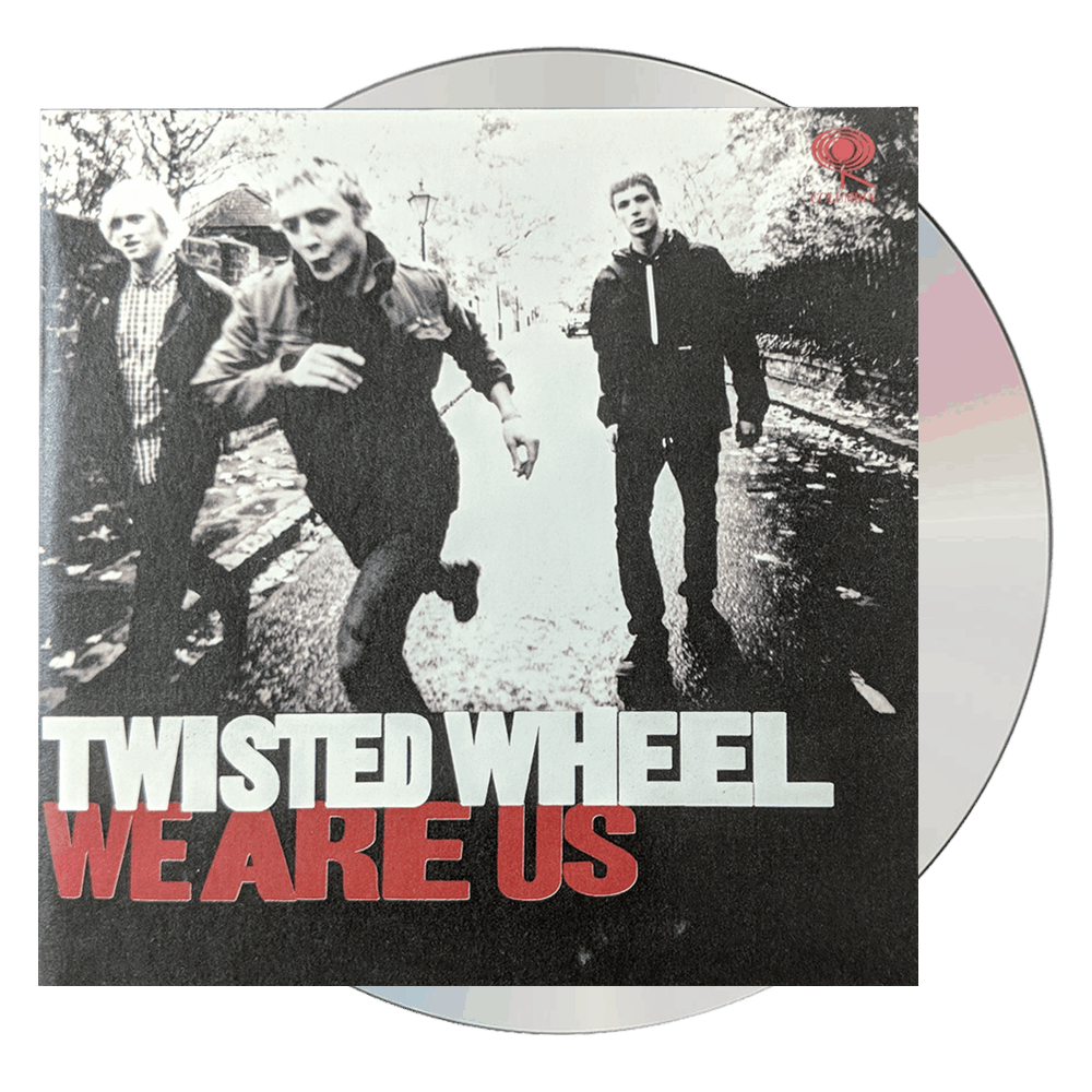 Buy Online Twisted Wheel - We are us EP