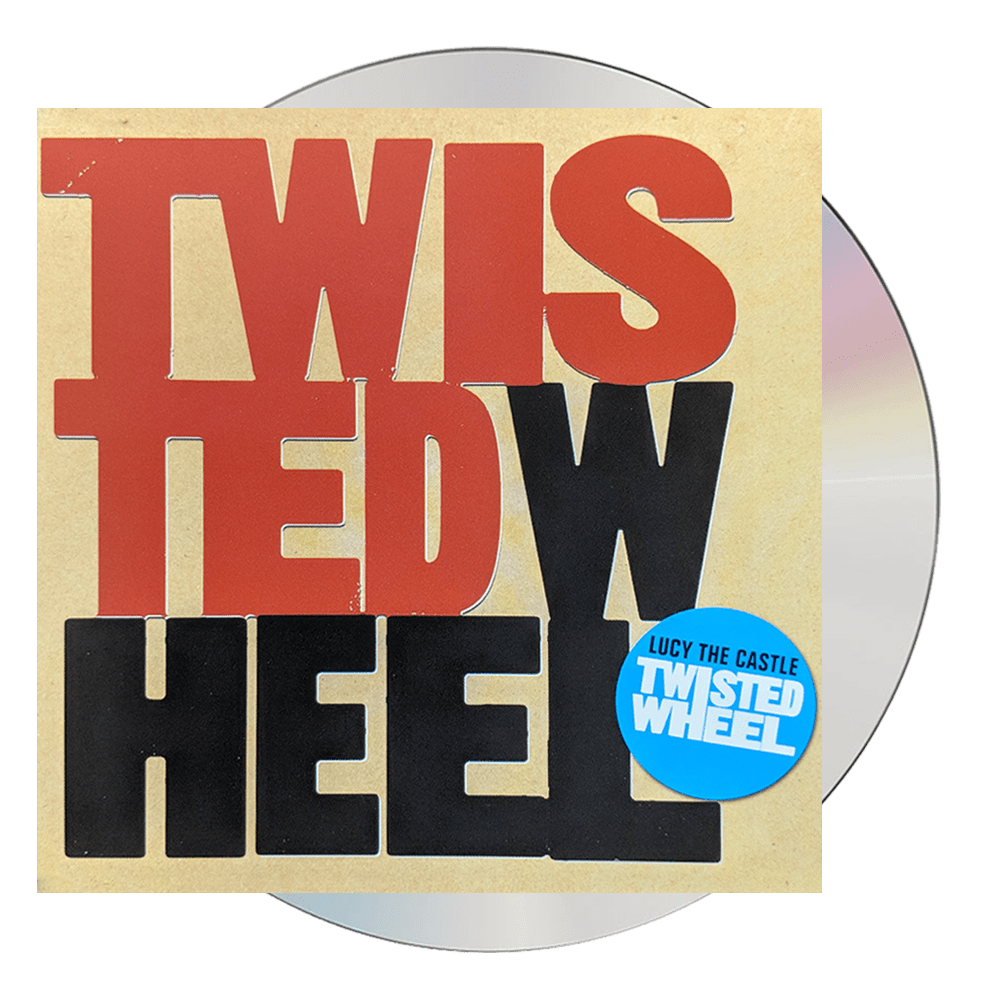 Buy Online Twisted Wheel - Lucy The Castle EP