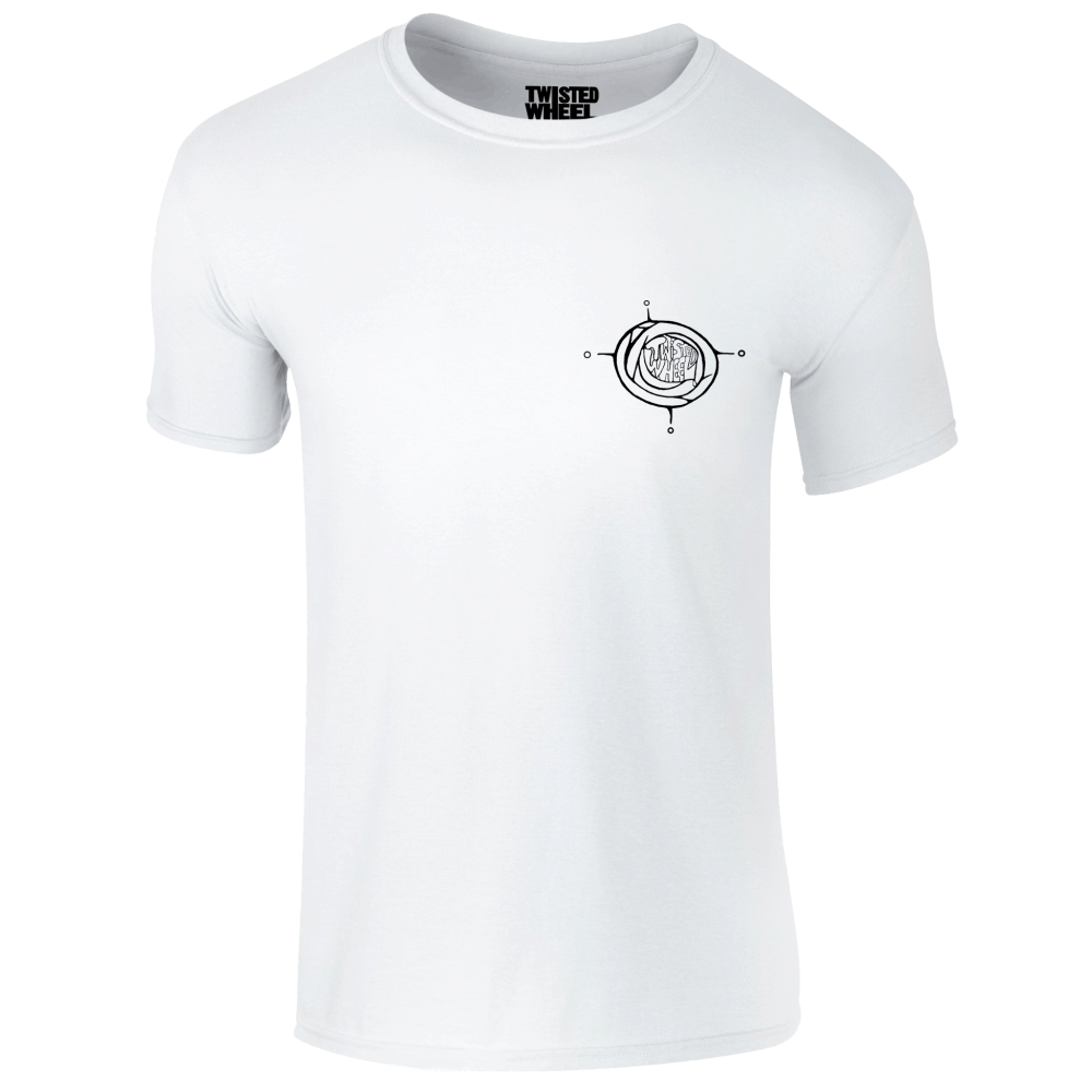 Buy Online Twisted Wheel - Twisted Wheel Small Logo T-Shirt