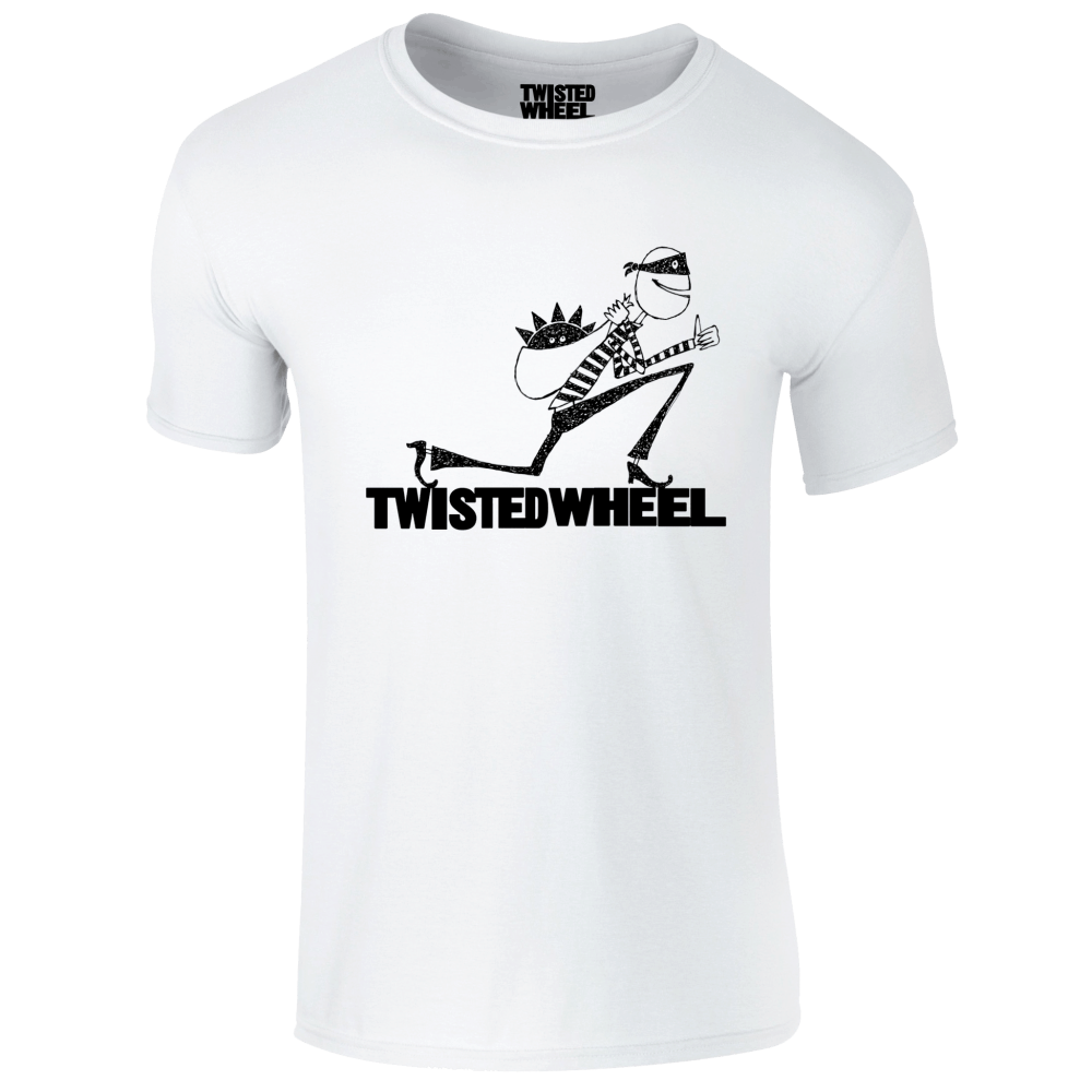 Buy Online Twisted Wheel - Who Stole The Sun Artwork #2 T-Shirt