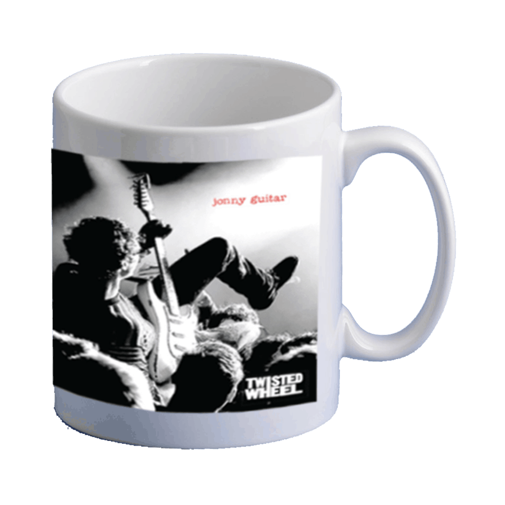 Buy Online Twisted Wheel - Jonny Guitar Mug