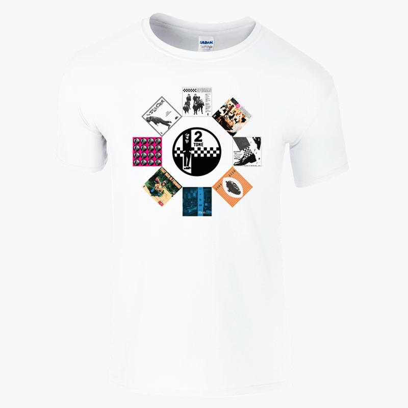 Buy Online Two Tone - 40th Anniversary T-Shirt