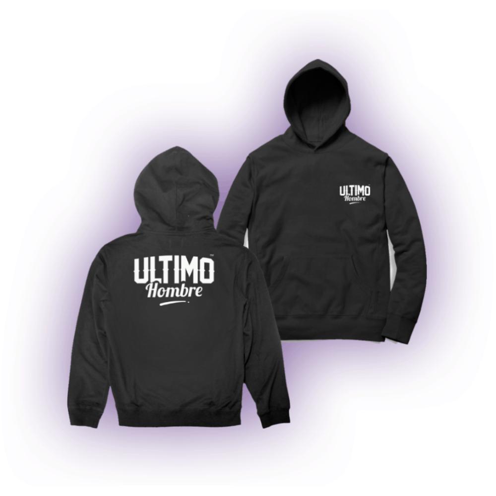 Buy Online Ultimo Hombre - UH Logo Hoodie