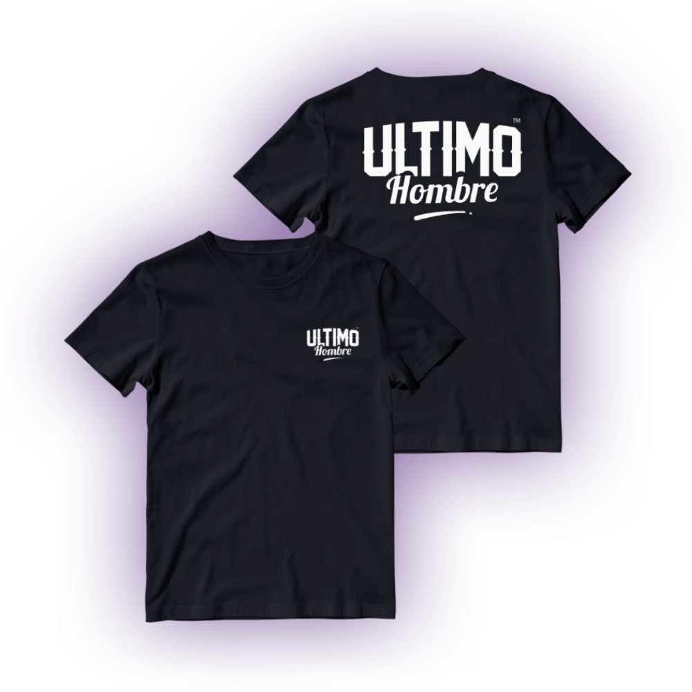 Buy Online Ultimo Hombre - UH Logo T-Shirt