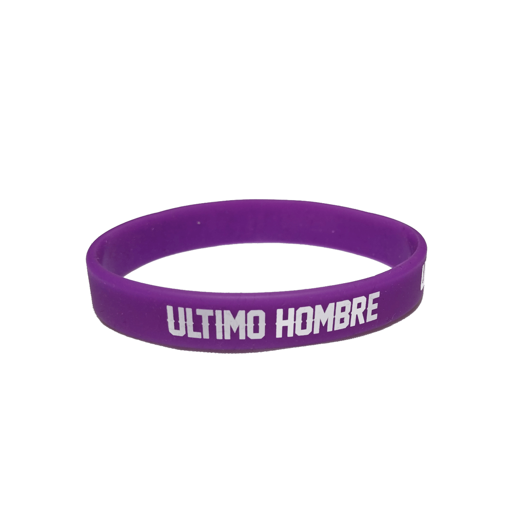 Buy Online Ultimo Hombre - Purple Wristband