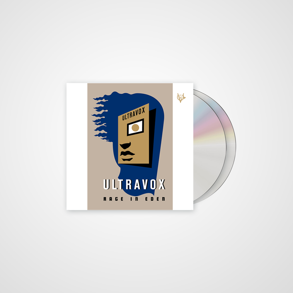 Buy Online Ultravox - Rage In Eden (Definitive Edition)