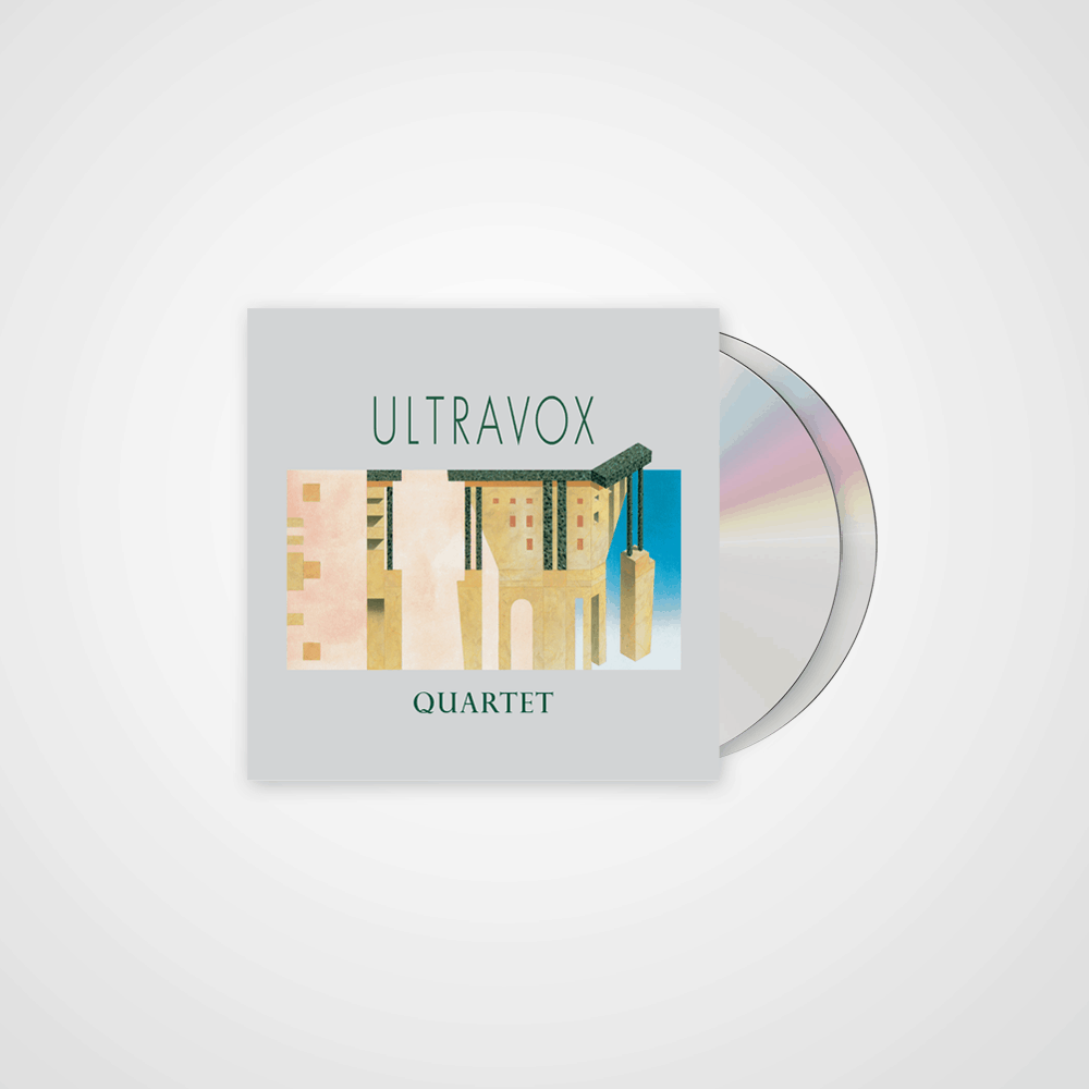 Buy Online Ultravox - Quartet (Definitive Edition)