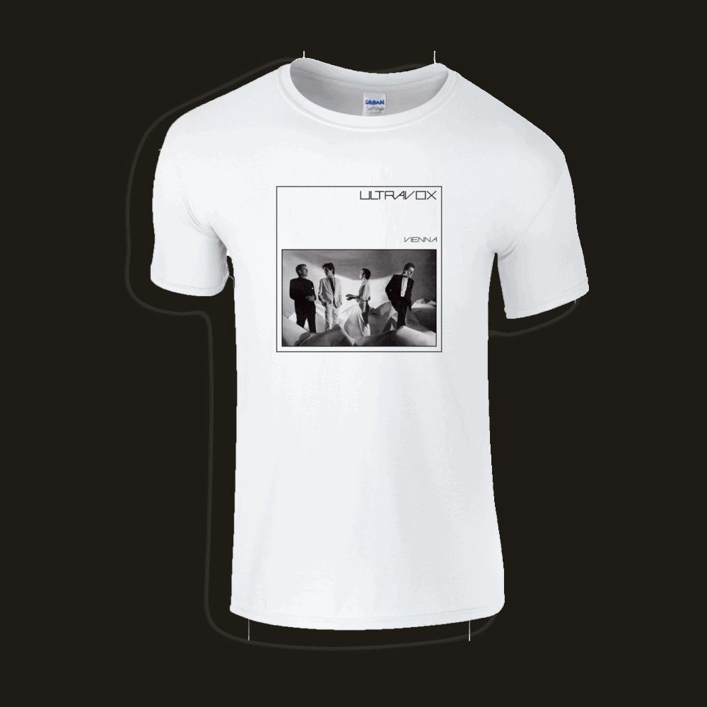 Buy Online Ultravox - Vienna T-Shirt