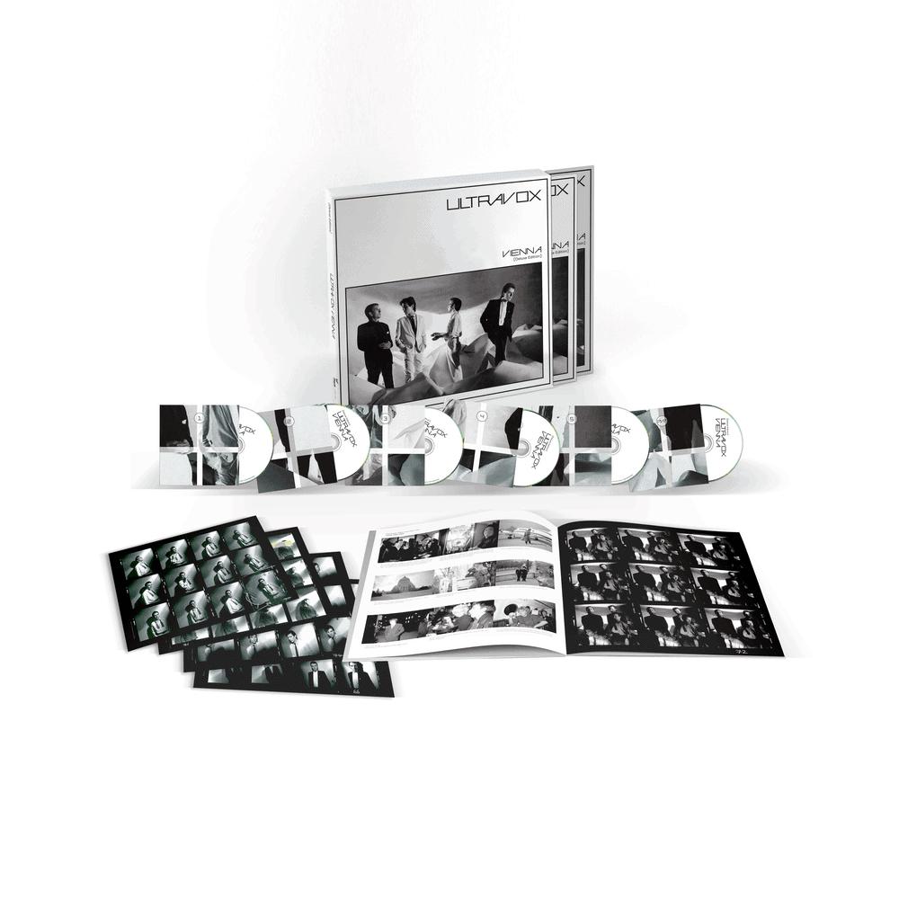 Buy Online Ultravox - Vienna - 5CD/1DVD Boxset