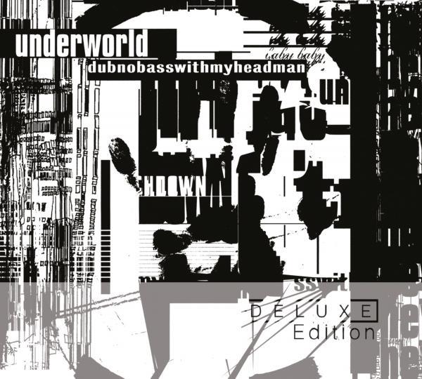 Buy Online Underworld - dubnobasswith myheadman (deluxe CD)