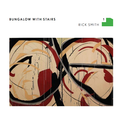 Buy Online Rick Smith - Bungalow With Stairs 1