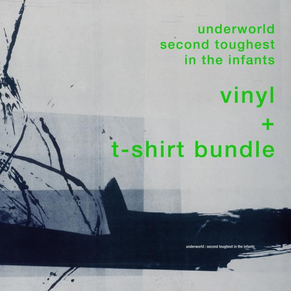 Buy Online Underworld - Vinyl & album artwork T-Shirt