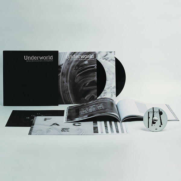 Buy Online Underworld - Barbara Barbara, we face a shining future Special Edition