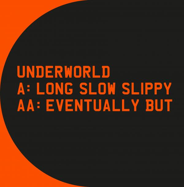 Buy Online Underworld - Long Slow Slippy / Eventually But