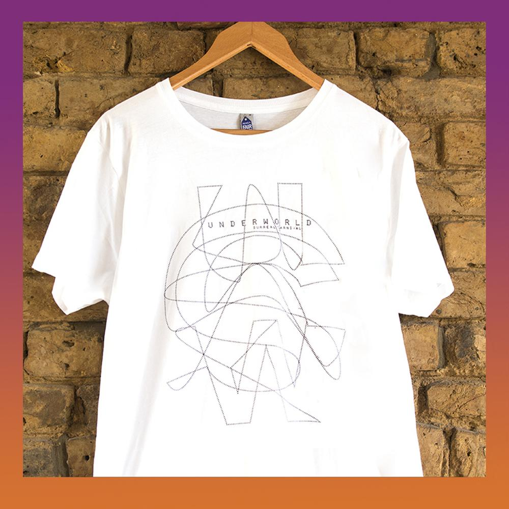 Buy Online Underworld - Surreal Carnival white T-Shirt