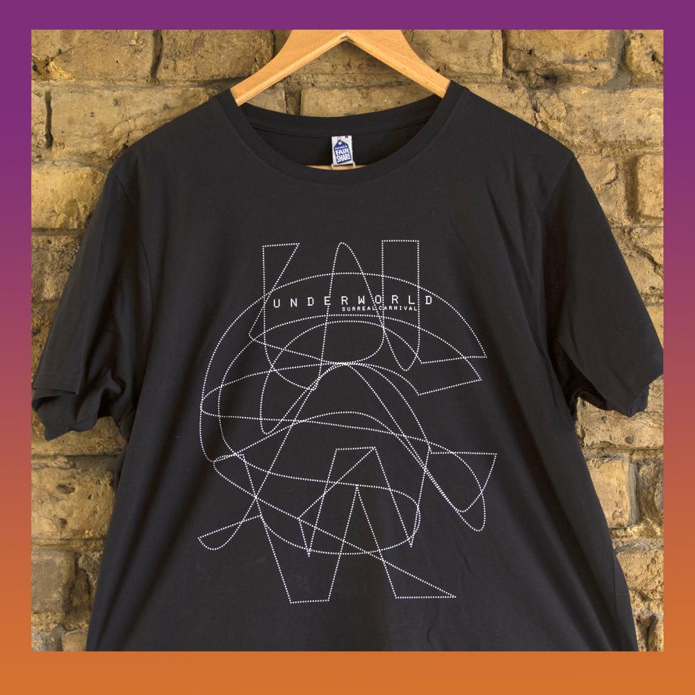 Buy Online Underworld - Surreal Carnival black T-Shirt