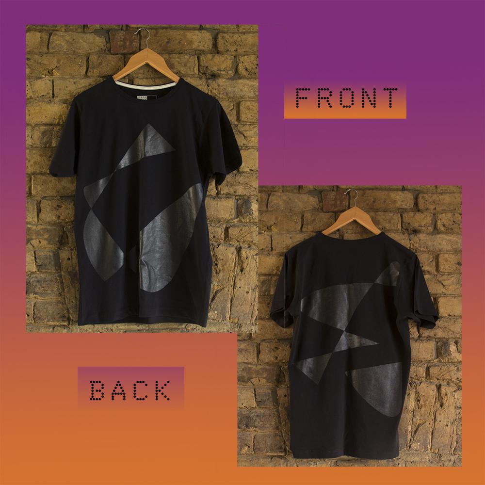 Buy Online Underworld - UW/SC black on black T-Shirt