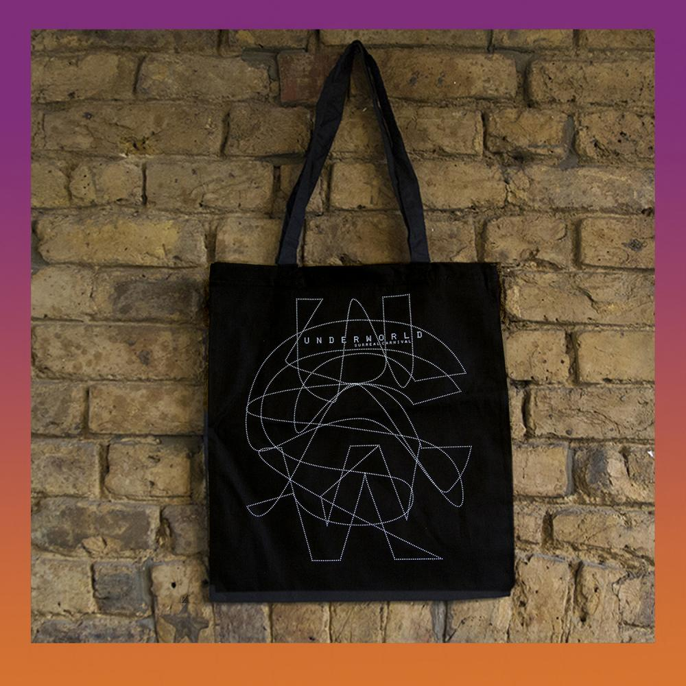 Buy Online Underworld - Surreal Carnival Tote Bag