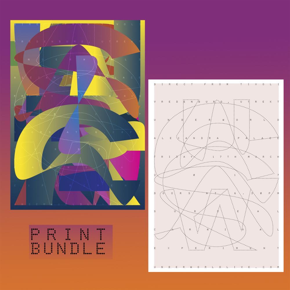 Buy Online Underworld - Carnival Print Bundle