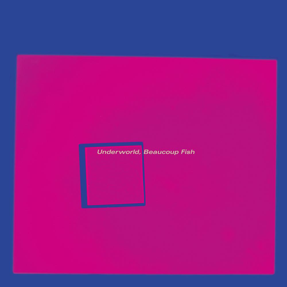 Buy Online Underworld - Beaucoup Fish Super Deluxe 4CD Album (2017 Reissue)