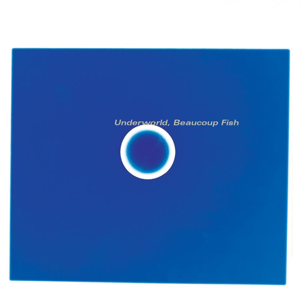 Buy Online Underworld - Beaucoup Fish CD Album (2017 Reissue)