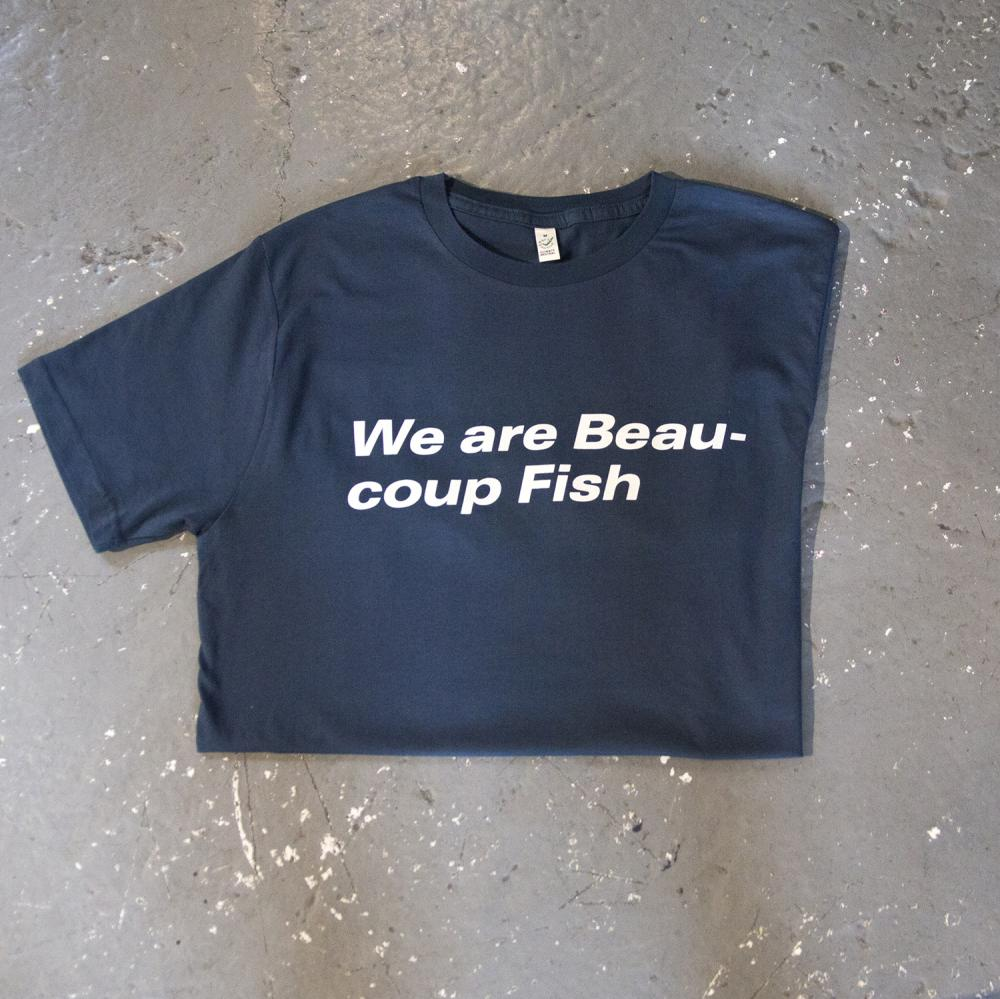 Buy Online Underworld - We Are Beaucoup Fish T-Shirt
