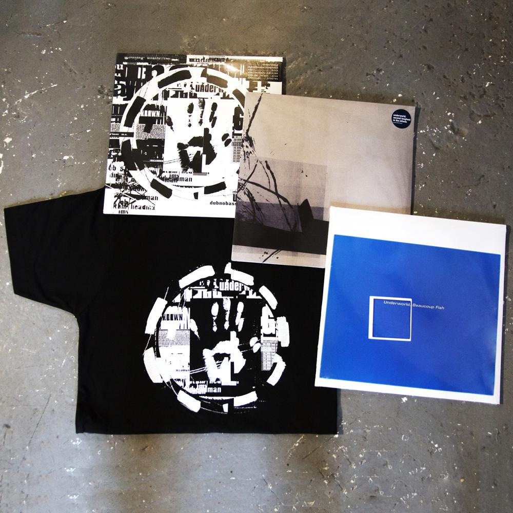 Buy Online Underworld - 3x Vinyl bundle of Remasters