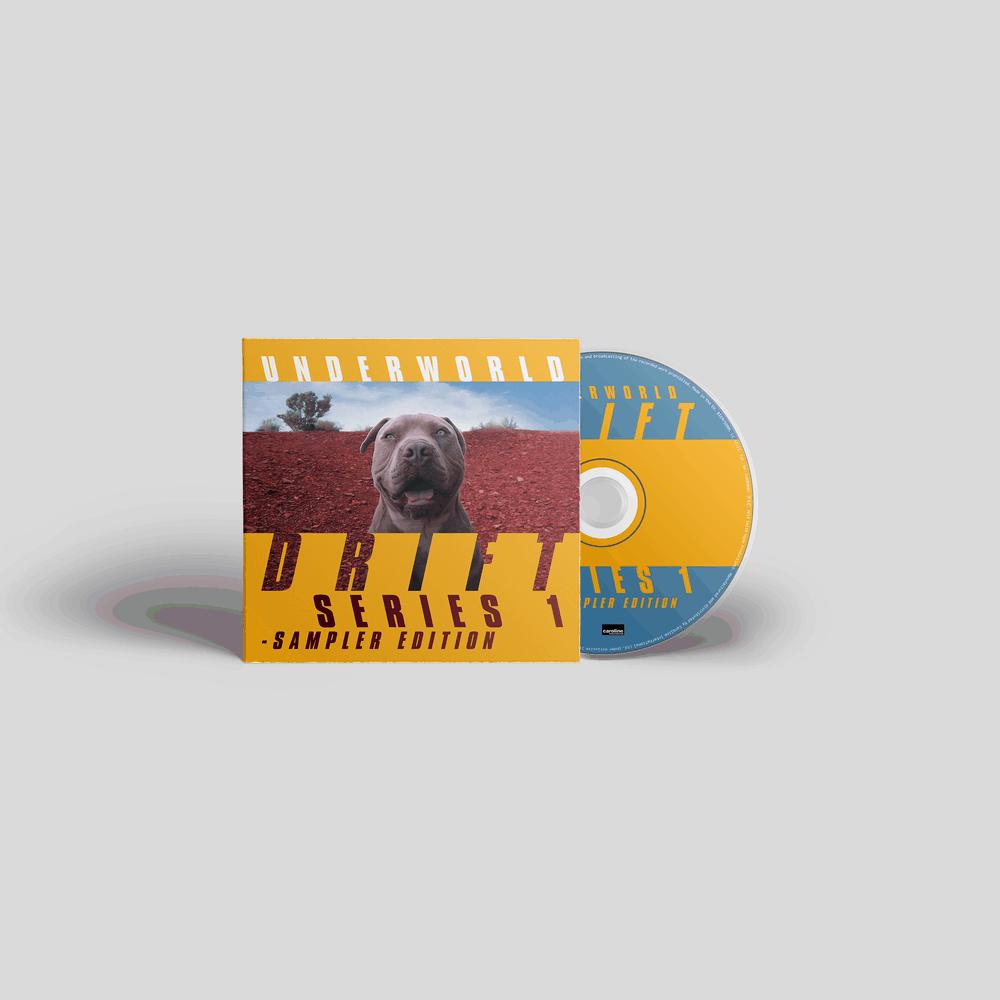 Buy Online Underworld - DRIFT SERIES 1 Sampler Edition CD
