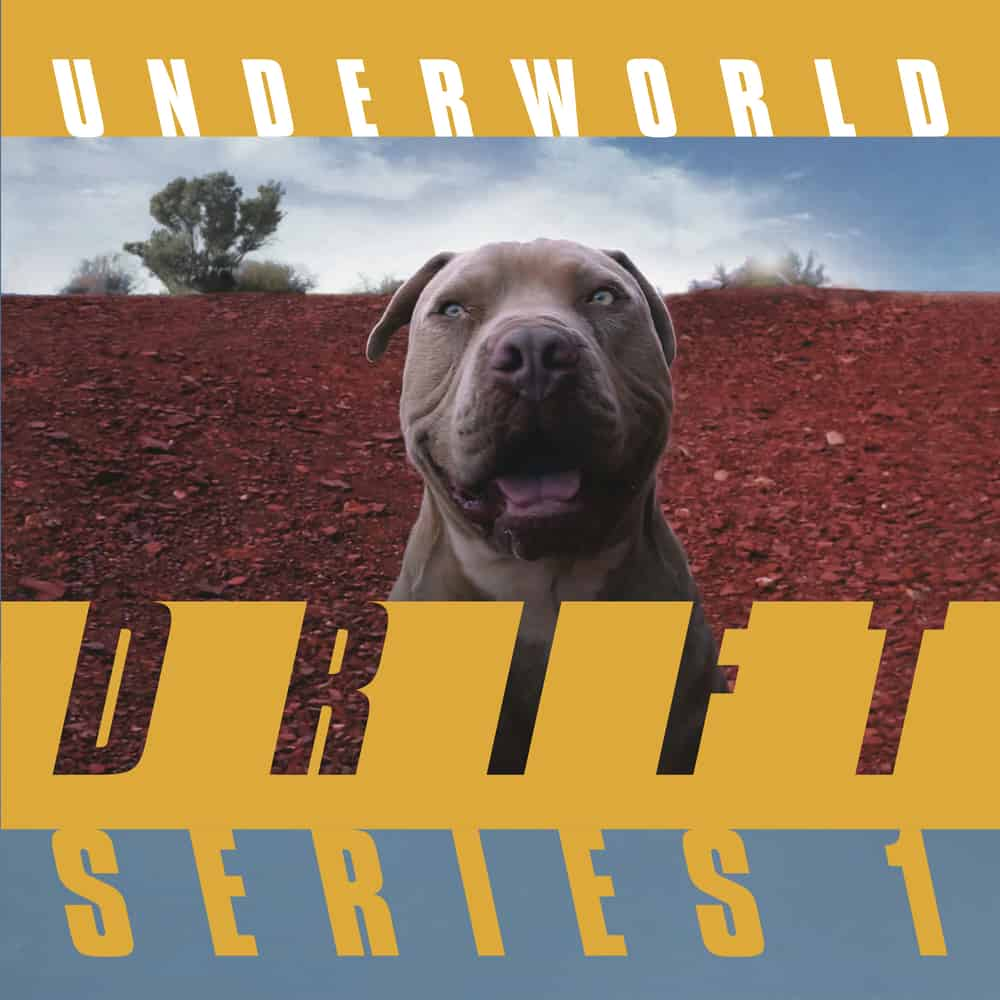 Buy Online Underworld - Drift Songs (Signed & Numbered)