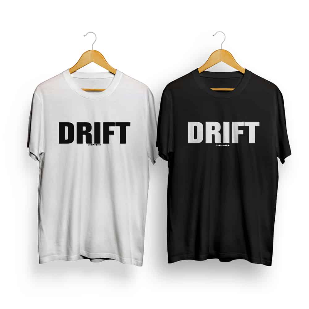 Buy Online Underworld - Drift Songs T-Shirt