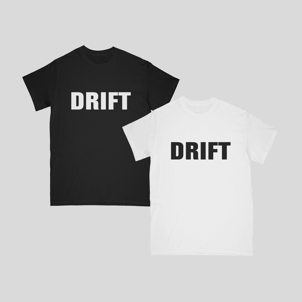Buy Online Underworld - Drift Songs T-Shirt