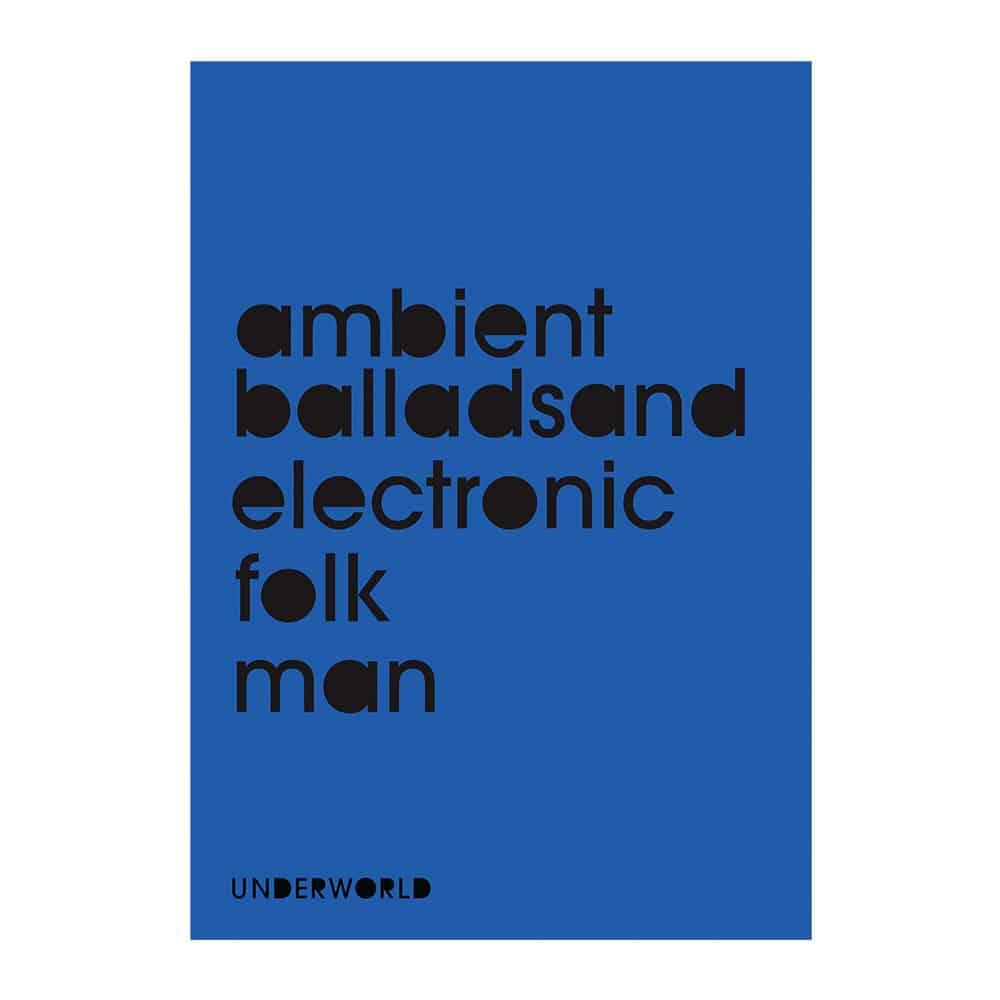 Buy Online Underworld - Ambientballads Litho Print