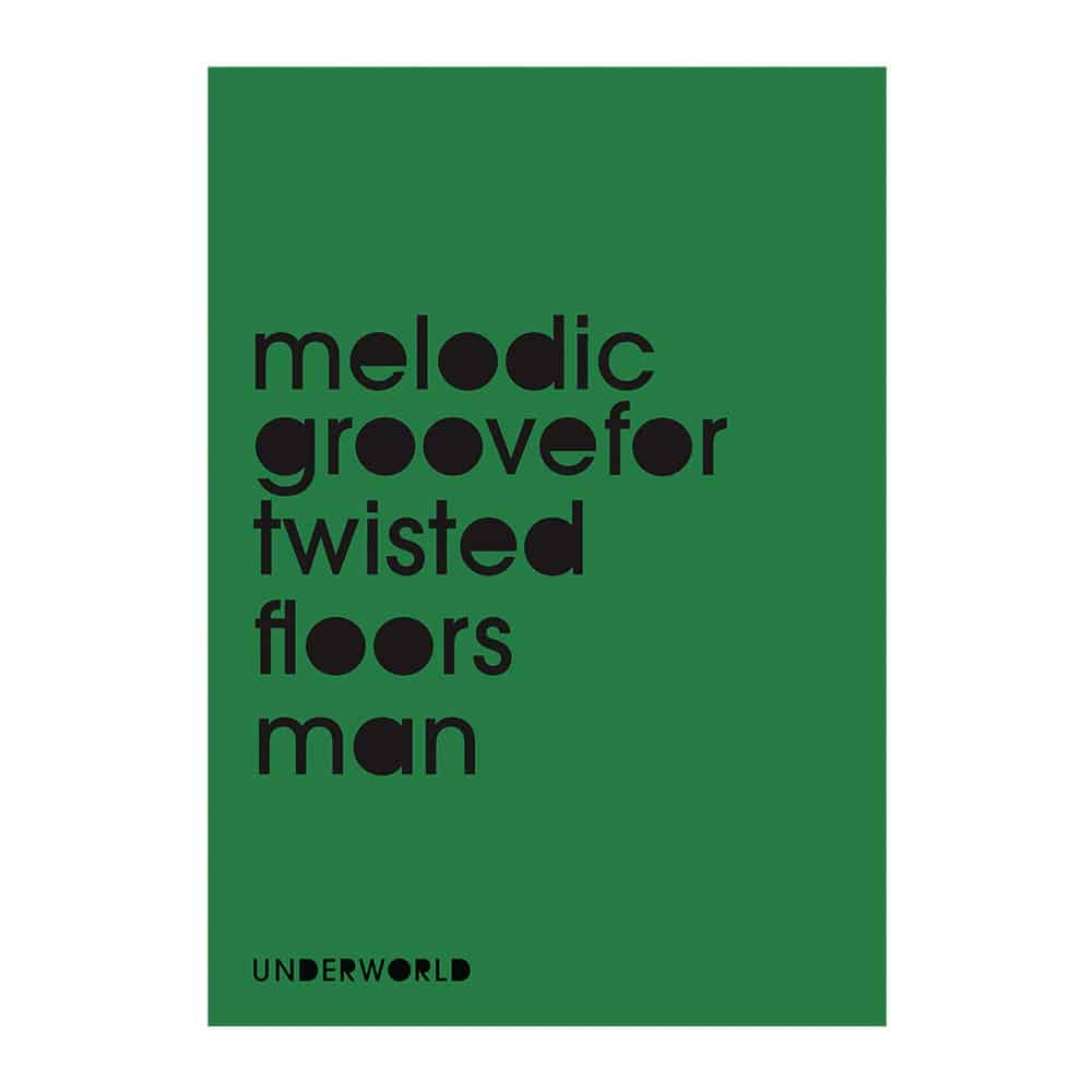 Buy Online Underworld - Melodicgroove Litho Print