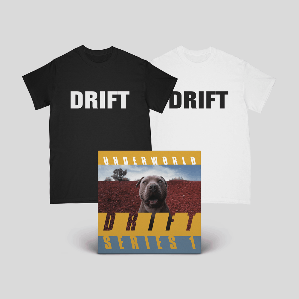 Buy Online Underworld - DRIFT SERIES 1 Boxset + T-Shirt