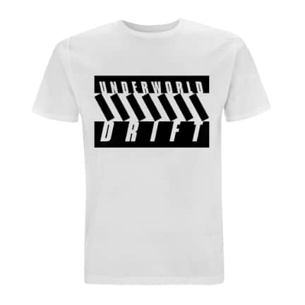 Buy Online Underworld - Classic Black T-Shirt