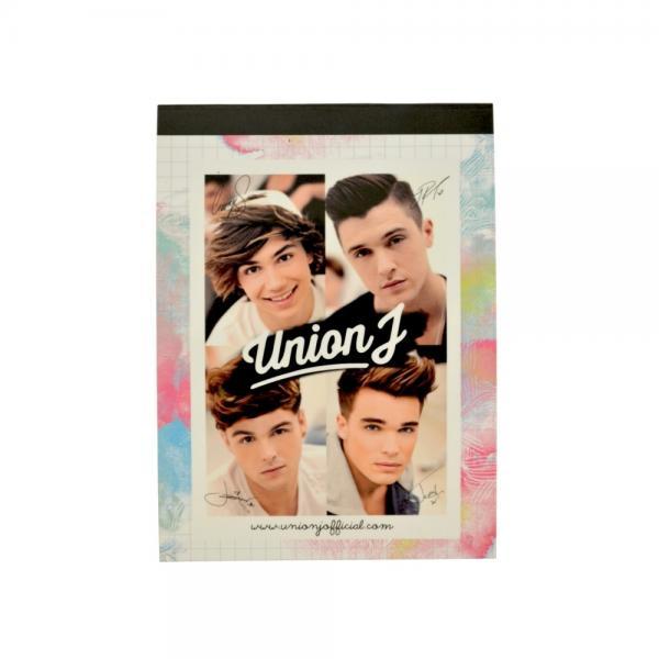 Buy Online Union J - A6 Colour Pad