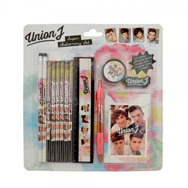 Buy Online Union J - Super stationery set
