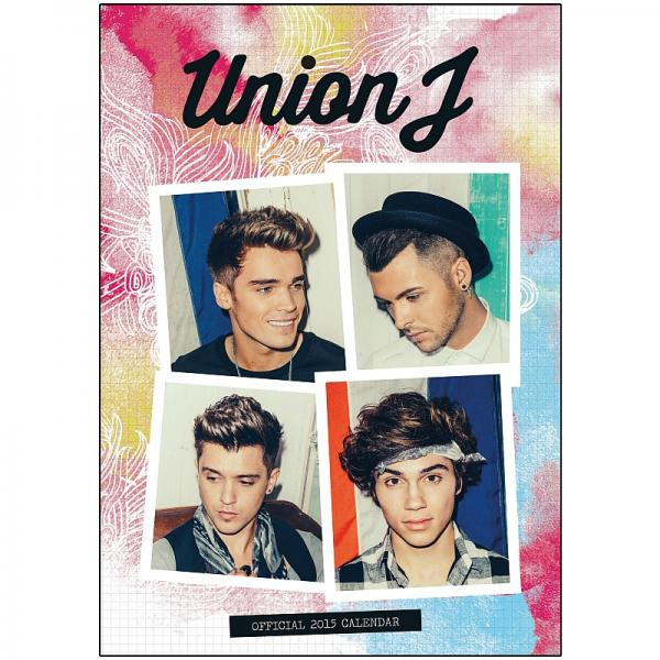 Buy Online Union J - Official 2015 Calendar