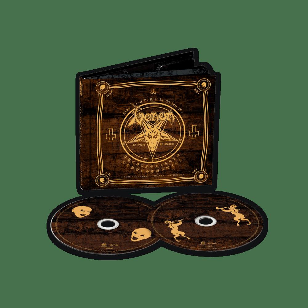 Buy Online Venom - In Nomine Satanas Deluxe