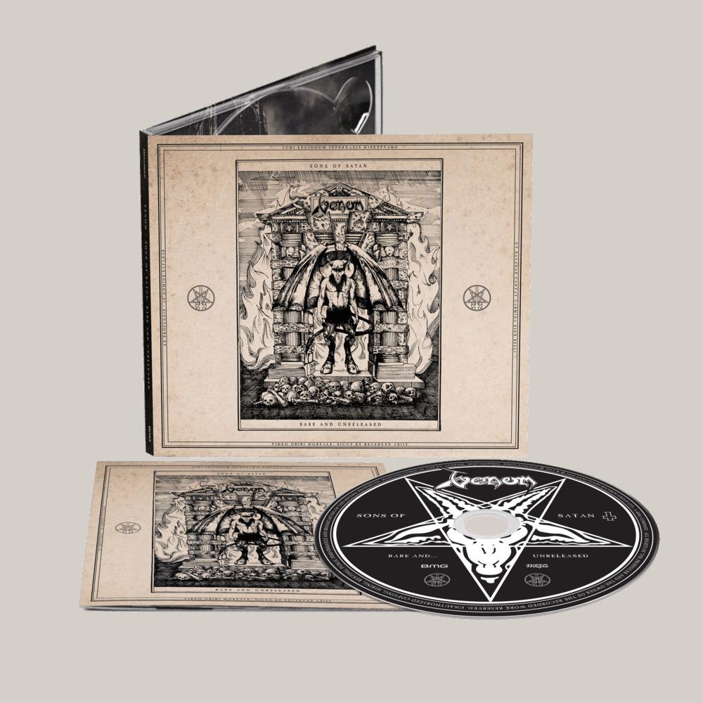 Buy Online Venom - Sons Of Satan CD Album