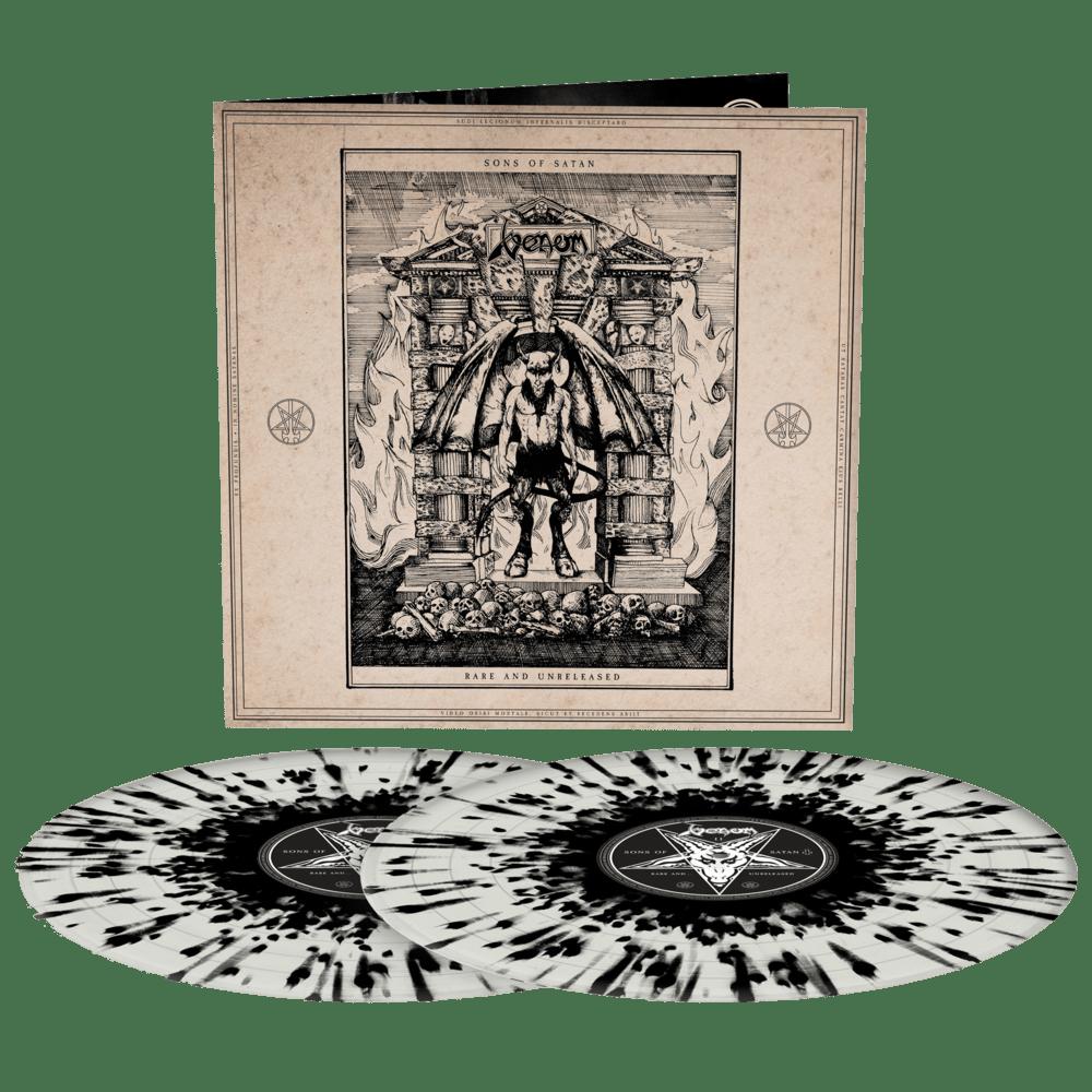 Buy Online Venom - Sons Of Satan Double Splatter Gatefold Vinyl