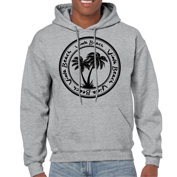 Buy Online Viola Beach - Viola Beach Logo Hoody Grey