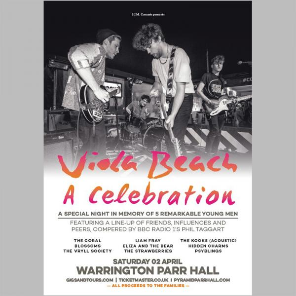 Buy Online Viola Beach - Celebration A2 Poster