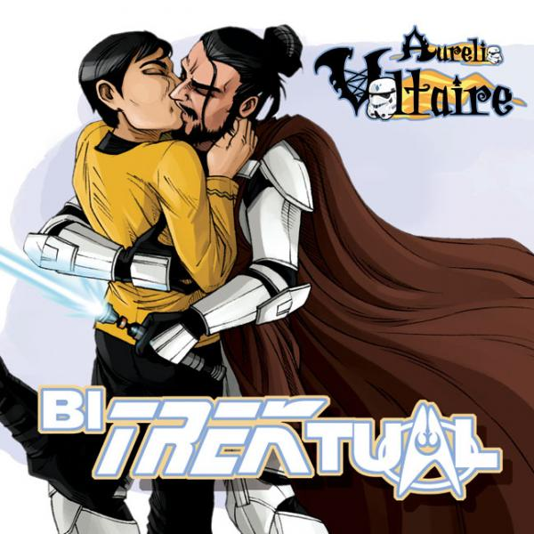 Buy Online Aurelio Voltaire - BiTrektual CD Album