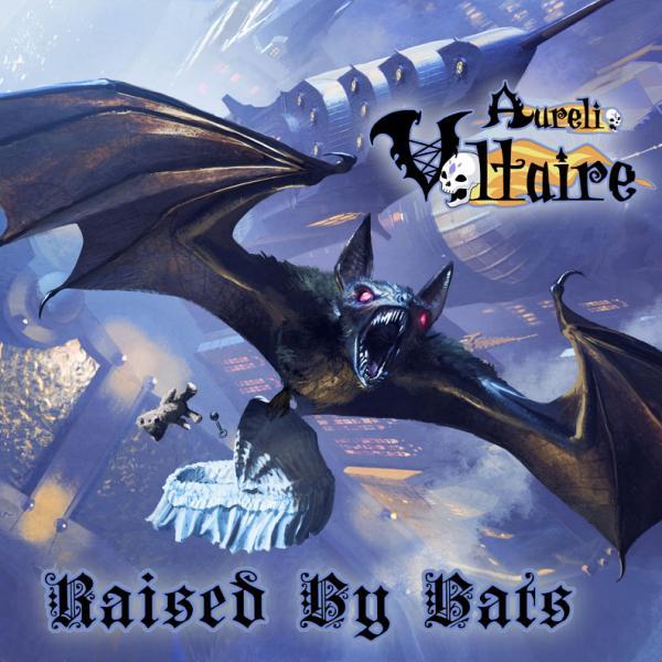 Buy Online Voltaire - Raised By Bats CD Album