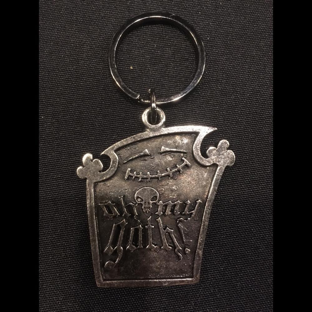 Buy Online Aurelio Voltaire - Oh My Goth! Keyring